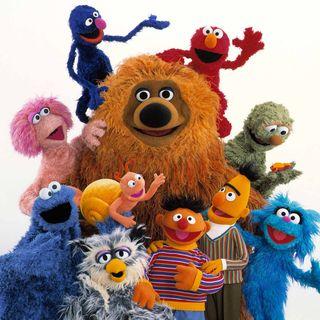 "Start der ""Sesame Street"" in den USA (am 10.11.1969)"