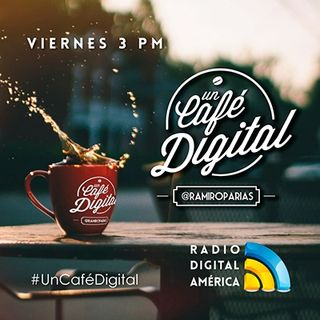 #UnCaféDigital con Ramiro Parias Hablando de la Red Social LinkedIn