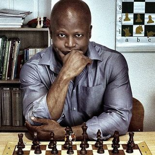 EP. 24: Lessons from International Chess Grandmaster/Maurice Ashley