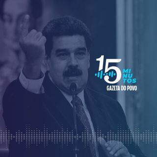 O plano de Maduro ao cogitar uma guerra entre Brasil e Venezuela
