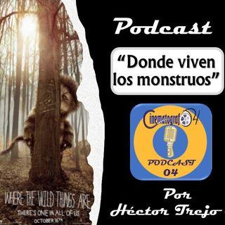 Episodio 81- Donde viven los monstruos