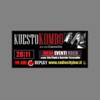Kuesto Kombo Grandi Eventi Rock 28 Novembre 2017
