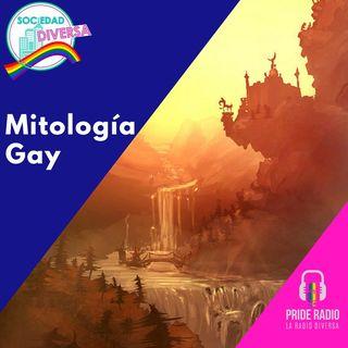 Homosexualidad en los Dioses, Mitología Gay