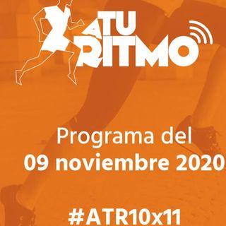 ATR 10x11 - Correr conta el maltrato, Finetwork Himalaya Marathon y las problemas de la Covid que soluciona correr