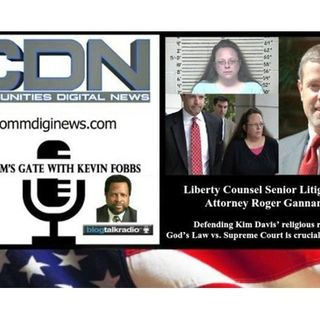 FREEDOM'S GATE: Attorney Roger Gannam on God's Law vs. Law