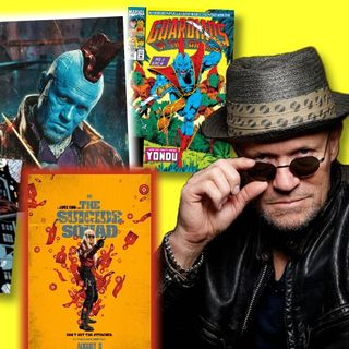 #388: Michael Rooker on Guardians of the Galaxy and The Suicide Squad!
