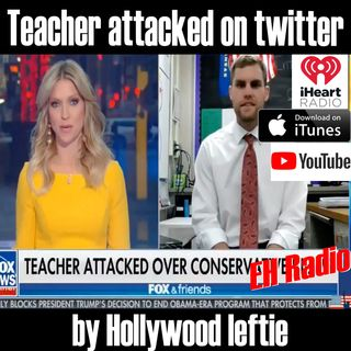 Morning Moment KC teacher attacked by Liberal Bigot Jan 16 2018