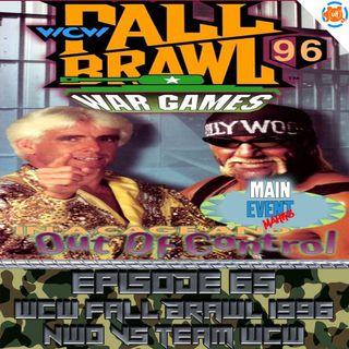Episode 65: WCW Fall Brawl 1996