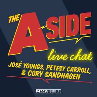 The A-Side Live Chat w/ Cory Sandhagen
