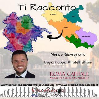 intervista a Marco Giovagnorio. Prima giornata di dibattito sul bilancio previsionale 2020/2022 di Roma Capitale