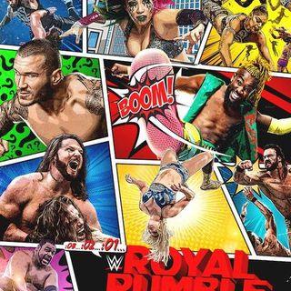 TV Party Tonight: Royal Rumble (2021)