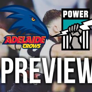 ThePear: Adelaide Vs Port Adelaide - Round 20 2018 - PREVIEW