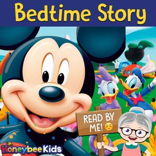 Mickey Mouse - Bedtime Story