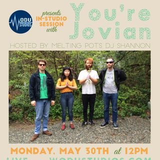 The Melting Pot Summer Sessions - You're Jovian