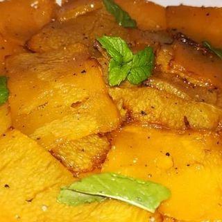 Dalla Sicilia - Lo chef Mariano Carbonetti racconta una ricetta di Palermo con la zucca