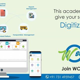 School Management Software App|Erp – WcSchool