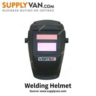 Buy Top Quality Welding Helmets | Supplyvan.com
