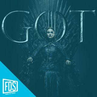 FDS ¿Dónde están mis dragones?: Sansa Stark (ep.5)