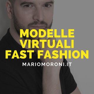 Modelme.tech e la scomparsa delle modelle umane