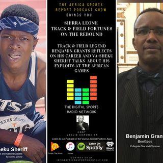 Sierra Leone's Track & Field Fortunes on the Rebound
