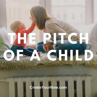 2029 The Pitch of a Child