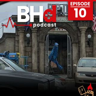 Episode #10: Resident Evil Movie Reboot and Series Discussion
