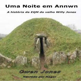 Uma Noite em Annwn: A história da EQM do velho Willy Jones