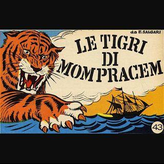 Le Tigri di Mompracem di Emilio Salgari - 1/7