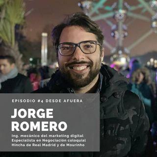 """#4 Jorge Romero y """"Un Cambio de Rumbo"""""""