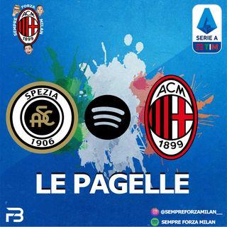 SPEZIA MILAN 1-2 | PAGELLE