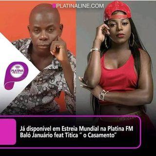 Baló Januário Feat Titica - O Casamento || Eliias News