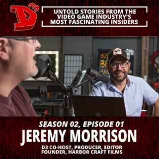 01 - From Hezbollah to Harbor Craft: Get to know your D3 co-host, Jeremy Morrison