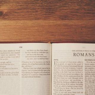 Episode 243 - Tha' Book of Romans ~ Rebuking of tha' 2/3rd!