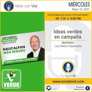 Ideas verdes en campaña