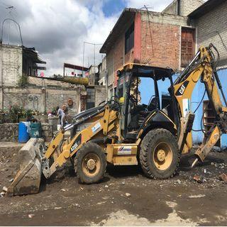 Cascajo será colocado en lugares lejanos a la CDMX