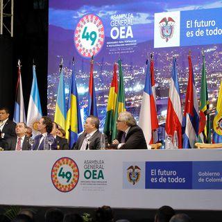 Las Noticias de hoy: Comisión de Alto Nivel de la OEA podría formarse esta semana