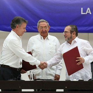 El regreso de America Latina - Farc, debutto in società