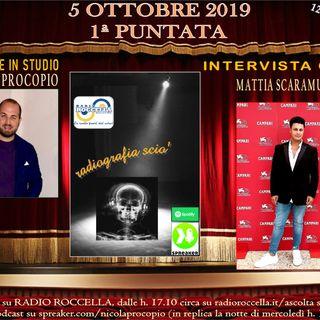 Radiografia Scio' - N.01 del 05-10-2019