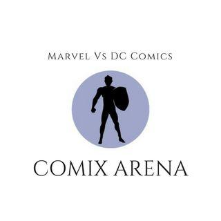 Comix Arena: Batman v Ironman
