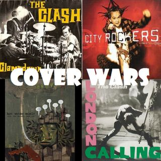 "Cover Wars # 01:  ""Clampdown"""