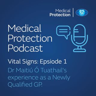 Vital Signs episode 1: Dr Maitiú Ó Tuathail's experience as a newly qualified GP.