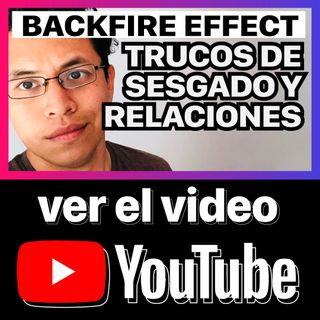 Backfire Effect (marketing)