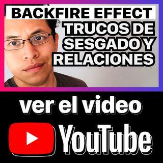 Backfire Effect (marketing)