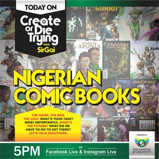 Nigerian Comic Books