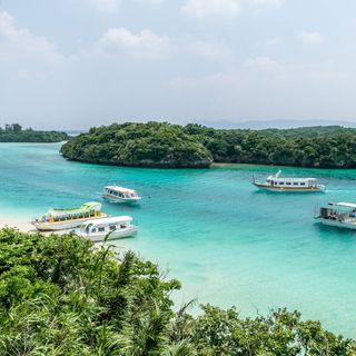 Okinawa con sonido 8D