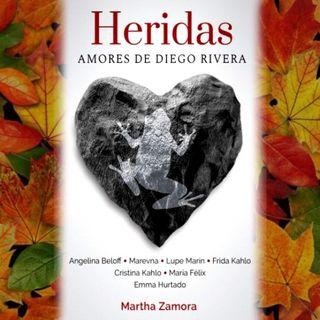 Amores de Diego Rivera