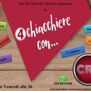 4 CHIACCHIERE CON..... (BULLISMO E SCUOLA)