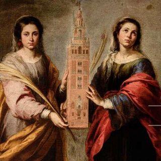 Domingo XVI del T.O. Santas Justa y Rufina, mártires