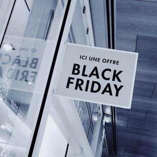 139. Vous n'aviez pas besoin d'être un mouton du Black Friday !