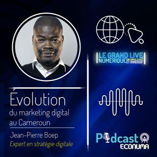 Evolution du marketing digital au Cameroun